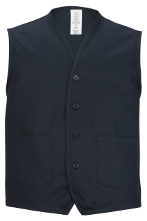 Edwards Apron Vest With Waist Pockets