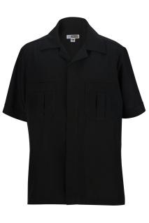 Edwards Mens Spun Poly Service Shirt
