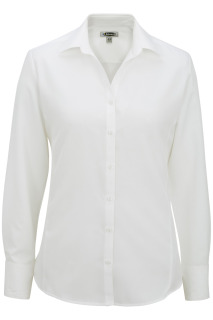 Edwards Ladies Batiste Long Sleeve Blouse