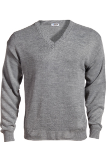 Edwards V-Neck Acrylic Sweater