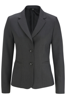 Edwards Ladies Synergy Washable Suit Coat - Shorter Length-EG