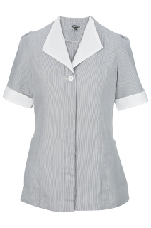 Edwards Ladies Junior Cord Hidden Placket Tunic