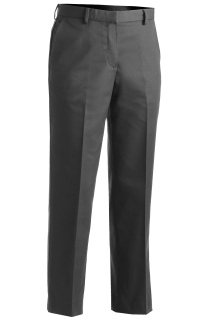 Edwards Ladies Business Casual Flat Front Chino Pant