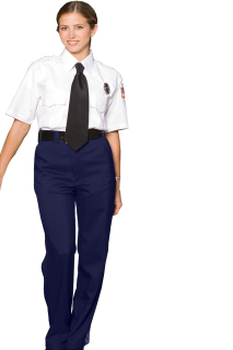 Edwards Ladies Flat Front Security Pant-