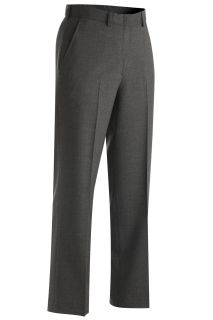 Edwards Ladies Wool Blend Flat Front Dress Pant