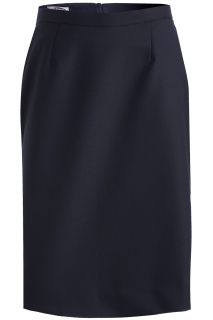 Edwards Ladies Wool Blend Straight Skirt