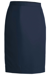 Edwards Ladies Polyester Straight Skirt