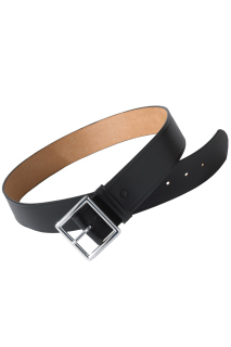 Edwards Leather Garrison Security Belt-