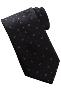 Edwards Diamonds And Dots Tie