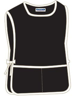 Heavy Mesh Caddie Bib (2 pocket)-International Uniform