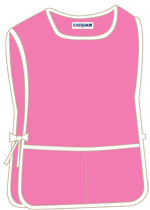 Hot Pink with 2 pockets