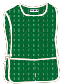 Mesh Caddie Bib (2 pocket)-International Uniform