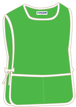 Kelley Green with 2 pockets