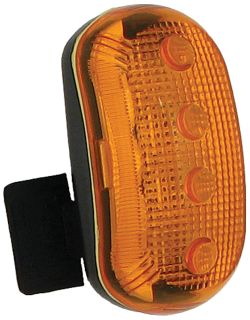 10030 Safety Light Amber-ERB Safety
