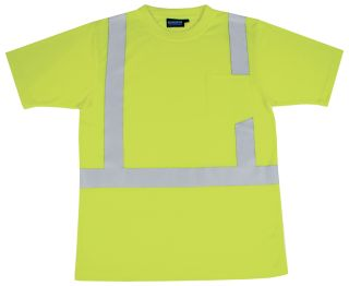 14111 9601S Class 2 T Shirt Short Sleeve MD-ERB Safety