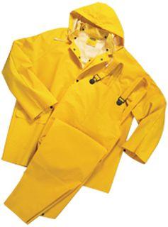 14351 4035 Non ANSI Rain suit 3pc LG-