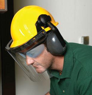 E14 Face Shield/ Ear Muff Kit-