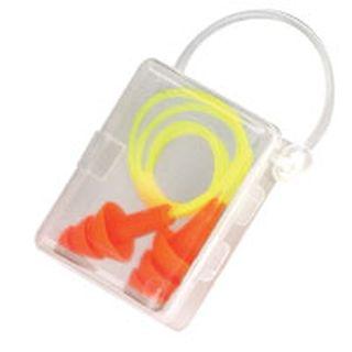 ERB04V Reusable Ear Plugs, Corded, Vial-ERB Safety