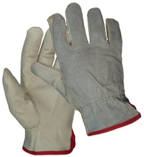 14402 Leather Drivers Gloves-
