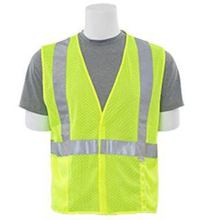 14516 S15 Class 2 Mesh Hi Viz Lime 5X-ERB Safety