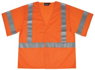 14558 S662 Class 3 Mesh Hi Viz Orange MD-
