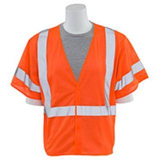 14561 S662 Class 3 Mesh Hi Viz Orange 2X-ERB Safety