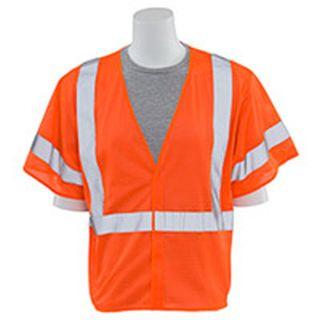 14562 S662 Class 3 Mesh Hi Viz Orange 3X-ERB Safety