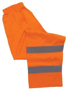 14566 S21 Class E Pants Hi Viz Orange LG-