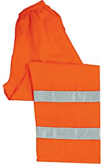14570 S21 Class E Pants Hi Viz Orange 4X-