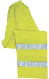 14575 S21 Class E Pants Hi Viz Lime 5X-