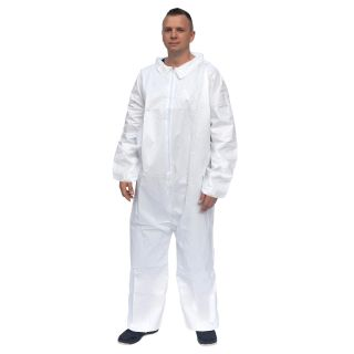 14712 PC120 Coveralls LG-ERB Safety