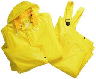 14914 4025 Non ANSI Rain suit 3pc. 3X-