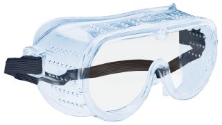115 Perforated frame, Clear lens-ERB Safety