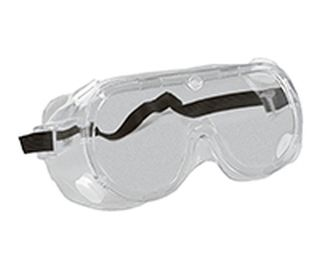 118 Splash Clear Anti-Fog lens-ERB Safety