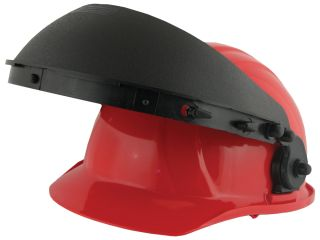 E17 Accessory Slots Face Shield Carrier-ERB Safety