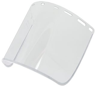 8167 PETG Face Shield, Banded-ERB Safety