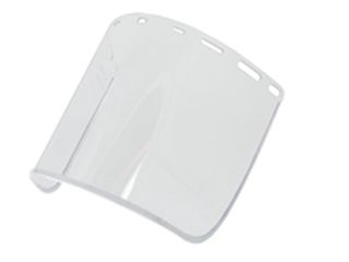 15192 8167B PETG Face Shield Banded Bulk-