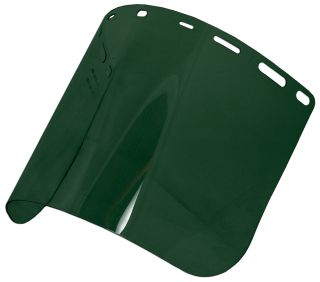 8168 Polycarbonate Face Shield, Shade 5-ERB Safety