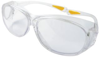 606 OTG Clear frame, Clear Anti-fog lenses-ERB Safety