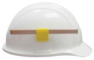 15685 Hard Hat Pencil Clip-