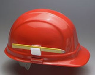15687 Hard Hat Pencil Clip-