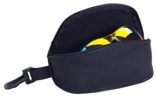 Safety Glasses zippered pouch with hook-ERB Safety
