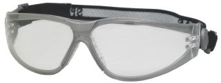 Sport Boas Gray frame, Clear Anti-fog lens-ERB Safety