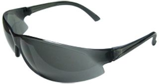 SupERBs Smoke frame, Anti-fog Gray lens-ERB Safety