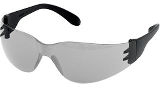 IProtect Slick Black Frame/Clear Non-Stick Lens-ERB Safety