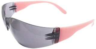 Lucy Pink temple, Gray Anti-fog lens-ERB Safety