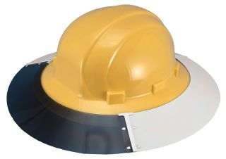 AS4E Omega II Full Brim Shield-ERB Safety