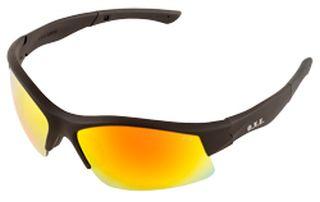 Breakout Black, Red Mirror lenses, Retail Ready-