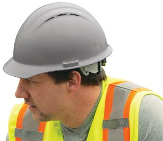 ANSI Type 1 Cap, Vented, 4-point-ERB Safety