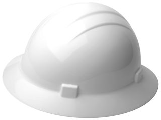 Special Use, ANSI Type 1 Full Brim, High Heat, 4-point-ERB Safety